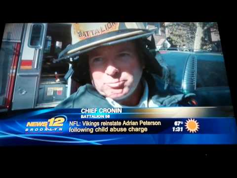 Funny EyeWitness account of a Fire
