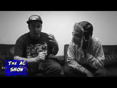 """Chris Webby Interview """" Nintendo Tattoos , Video games, and Toys"""""""