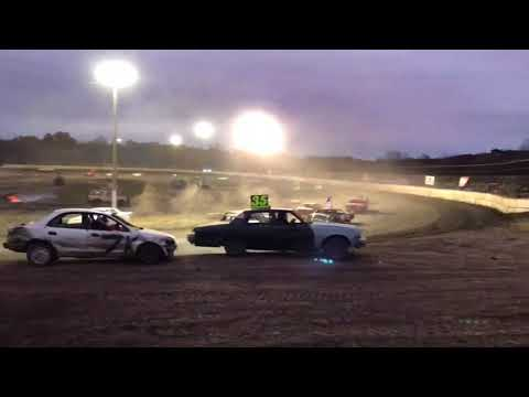 Caney Valley Speedway Enduro 2017