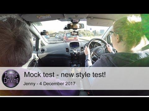Mock test - new style test!! Jenny - 4 December 2017