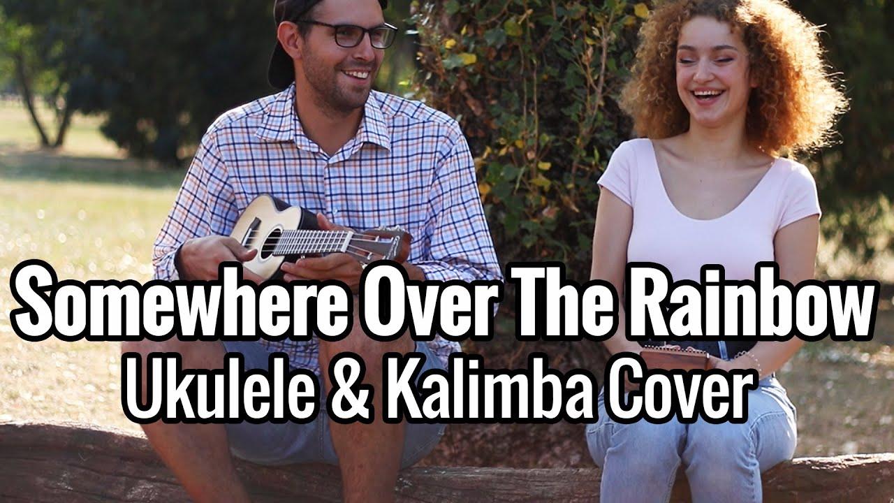 Somewhere Over The Rainbow - Ukulele & Kalimba cover + Review - UKUTUNE