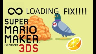 *ENGLISH* How to fix Mario Maker in Citra(100% Working NO BUGS)
