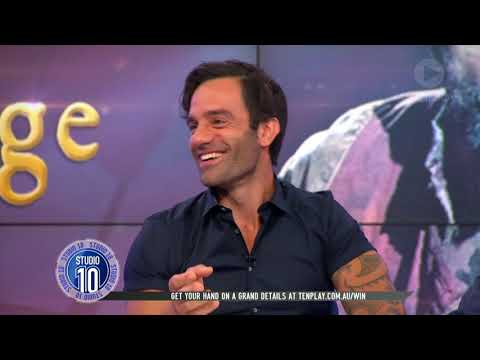 Musical Theatre Legend Ramin Karimloo Shares Talents With Australia  Studio 10