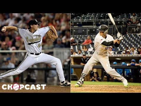 Chopcast LIVE: Braves buck trends with early draft picks