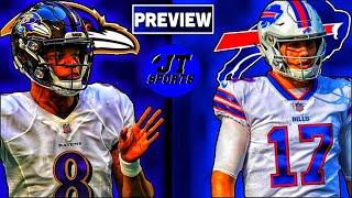 Baltimore Ravens vs Buffalo Bills Preview & Prediction (Week 14) | NFL