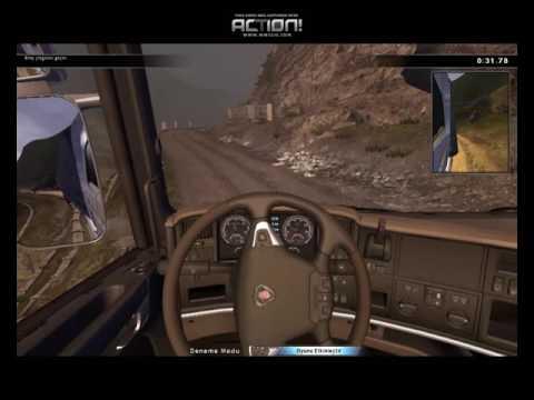 scana truck sımalator