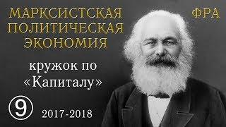 Карл Маркс «Капитал». №9. Том I, глава III «ДЕНЬГИ, ИЛИ ОБРАЩЕНИЕ ТОВАРОВ», §1, §2.