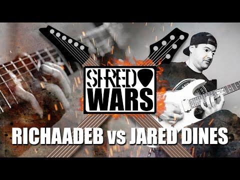 Shred Wars - Jared Dines VS RichaadEB