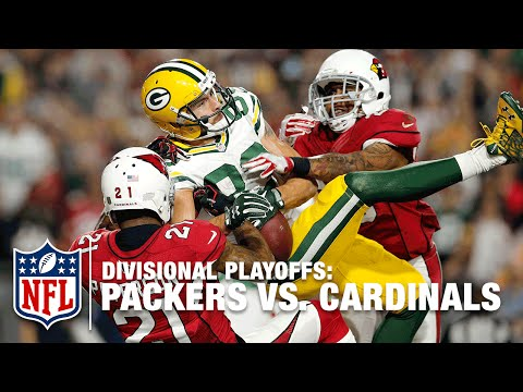 HAIL MARY! Rodgers Prayers Answered Again! | Packers vs. Cardinals | NFL