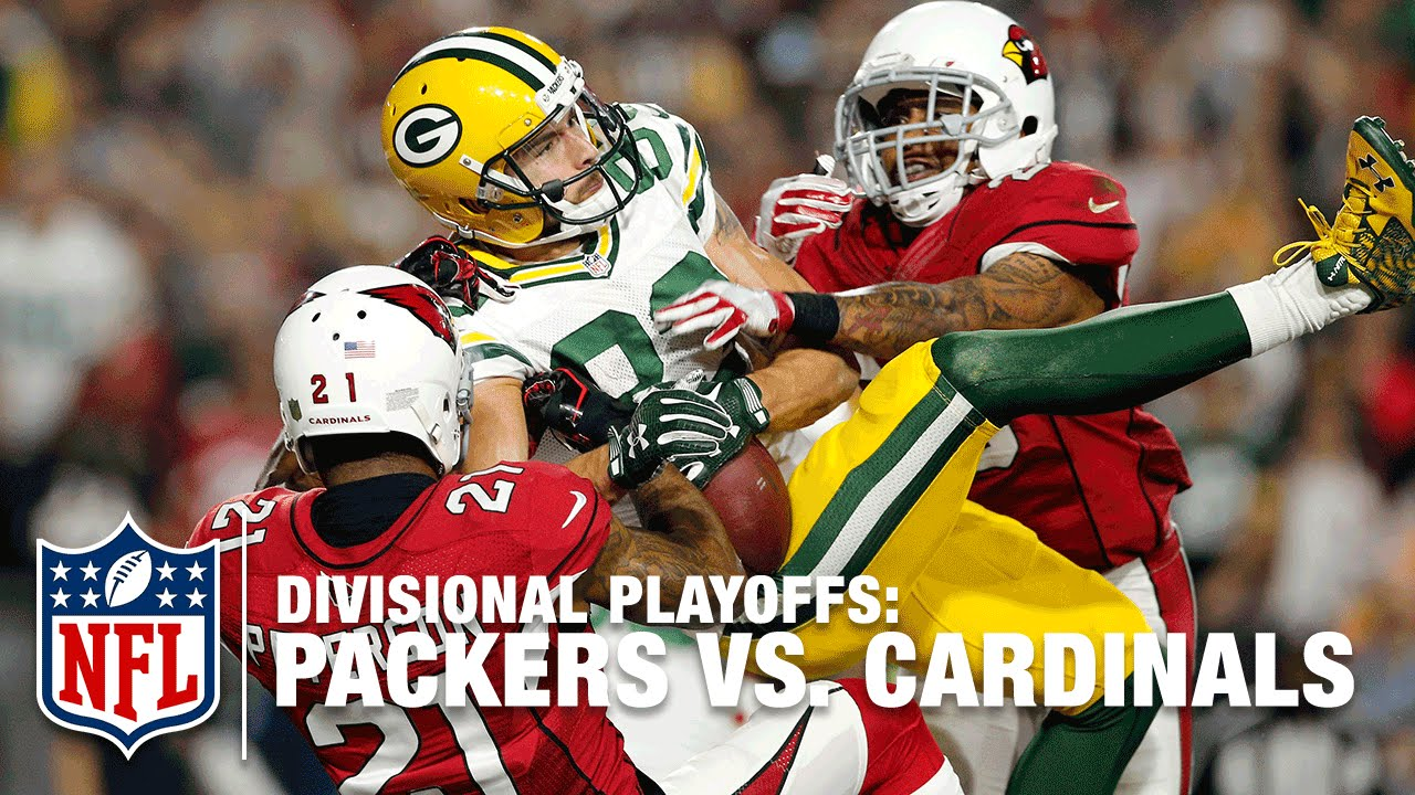 Image result for packers hail mary cardinals