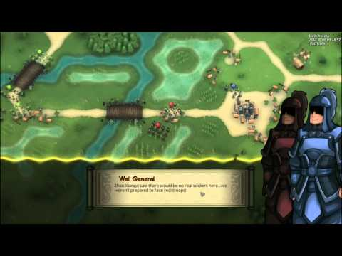 First Look: Warring States Tactics, Early Access