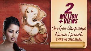 SHREYA GHOSHAL - OM GAN GANPATAYE NAMO NAMAH | ॐ गं गणपतये नमो नमः | Times Music Spiritual