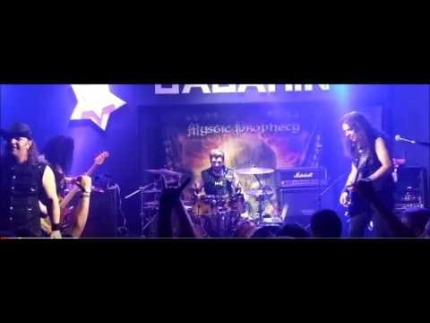 "Mystic Prophecy debut ""Burning Out"" off War Brigade - Nightbringer debut new song ""Misrule"""