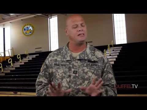 Outgoing Commander: I Still Hate You All   Duffel Blog