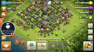 My first video of clash of clans
