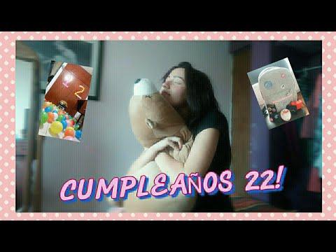CUMPLIENDO 22 AÑOTES  Sophie Son