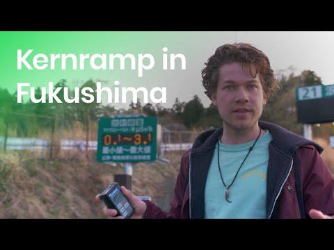 De kernramp in Fukushima