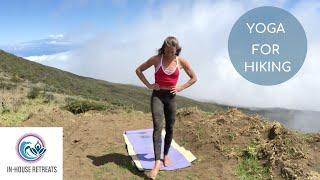 In-House Retreats ~ Hiking Yoga