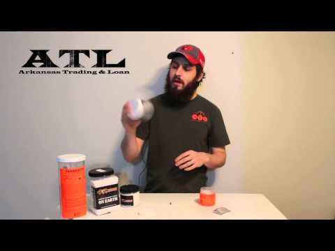 Tannerite Explained And Demonstrated! Boom!
