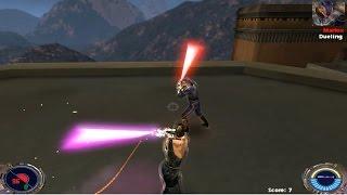 Скачать Jedi Knight II MP Lightsaber Dueling