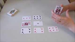 Расклад на колоде 54 карты (36 карт) с выговором