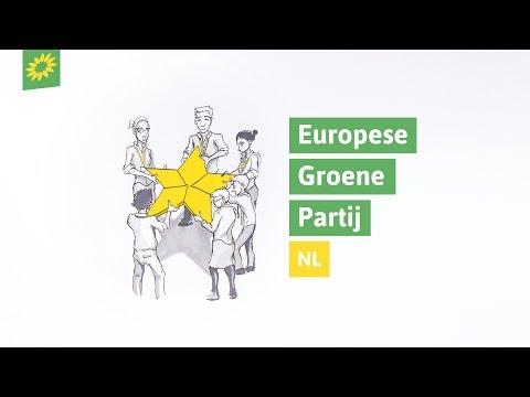 Europese Groene Partij | NL