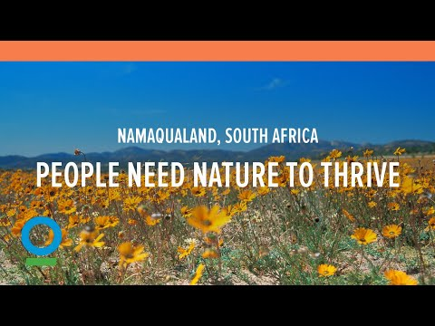People Need Nature to Thrive in Namaqualand, South Africa | Conservation South Africa (CSA)