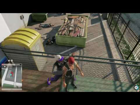 Watch_Dogs 2 playthrough pt11 - Hacking Puzzles Got WAY More Complex!