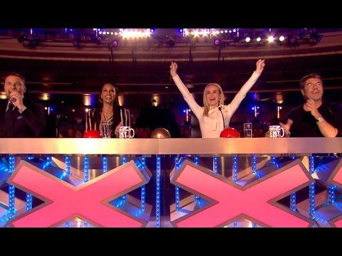 XXXX Auditions Compilation | Audition 5 | Britain's Got Talent 2017
