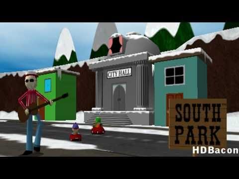 South Park Rally Intro PC 1080p HD