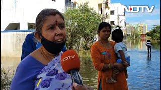 Cyclone Nivar: Chennai Neighbourhoods Relive A Nightmare, Chief Minister Palaniswami Intervenes