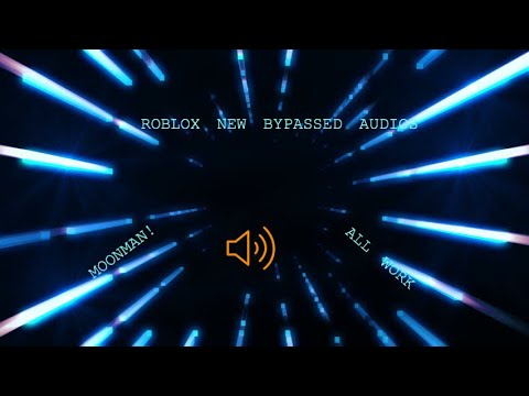 NEW** ROBLOX RARE BYPASSED AUDIOS 2019 MOONMAN *TESTED** - YouTube