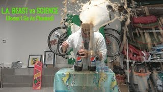 L.A. BEAST vs SCIENCE (Doesn't Go As Planned)