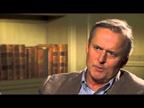 "BBC NEWSNIGHT ""I struggle with racism every day"" - John Grisham interview"