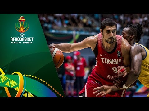 Rwanda v Tunisia - Highlights - FIBA AfroBasket 2017
