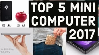 Top 5 Mini Computer 2017 GPD Pocket Next generation PDA | cool gadgets