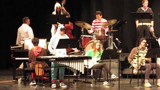 """We and Us"" - Fast Swing, Andre Burton, Halloween Concert"