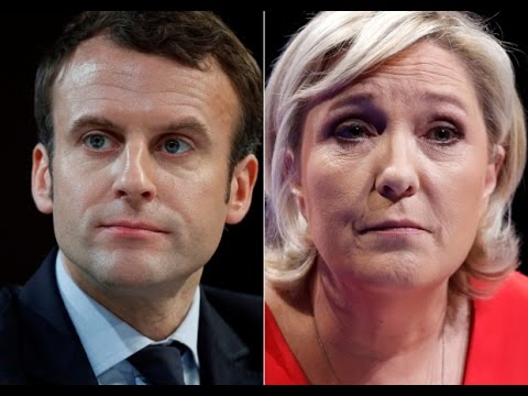 LIVE COVERAGE: French Election Results -- 5/7/17