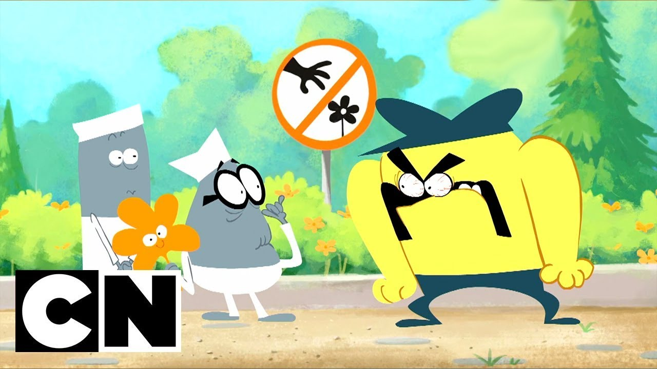 Lamput | Signs | Cartoon Network - YouTube