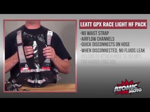 Leatt DBX XL 2.0 Hydration Pack Bicycle