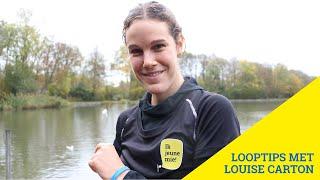 Looptips met Louise Carton