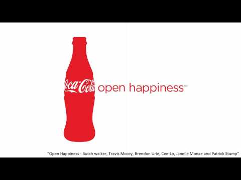 Open Happiness - Coca Cola // Full version w/ lyrics [HD]