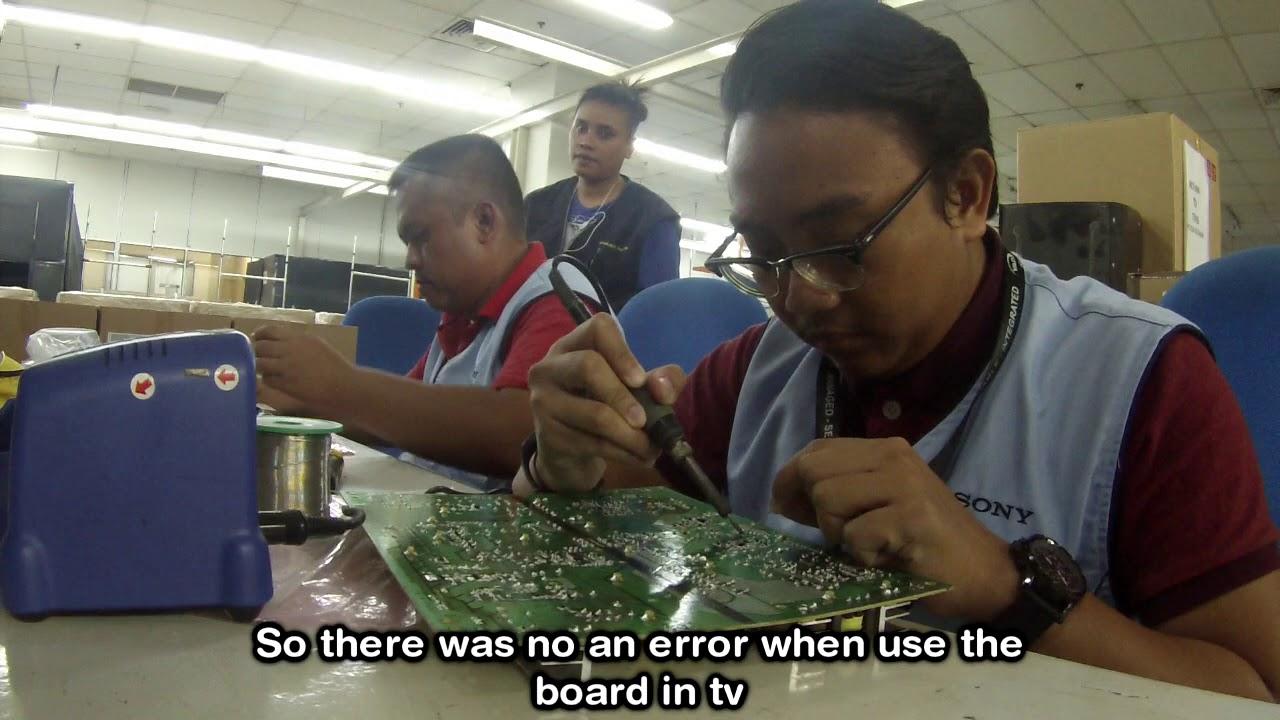 Industrial Training Unimap 2018 2019 Sony Emcs Malaysia Bangi Youtube