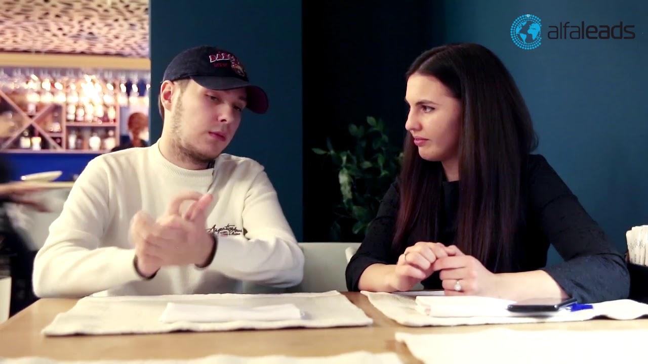 Alfaleads: Интервью - Андрей Мягков о пабликах и арбитраже трафика