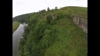 видео Река Немда на карте