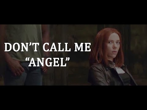 Don't call me Angel  : Black Widow, Captain Marvel, Scarlet Witch