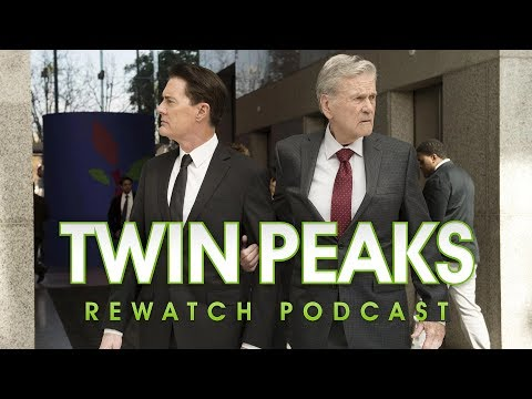 Twin Peaks S3 Ep. 11 Discussion (Twin Peaks Rewatch Podcast)
