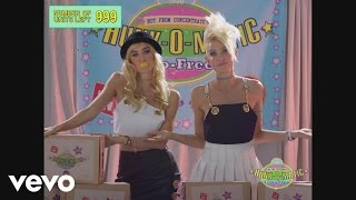Смотреть клип Nervo Ft. Kreayshawn, Dev, Alisa - Hey Ricky