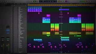 Zedd - I Want You To Know - Logic Pro X Remake (PROJECT DOWNLOAD)