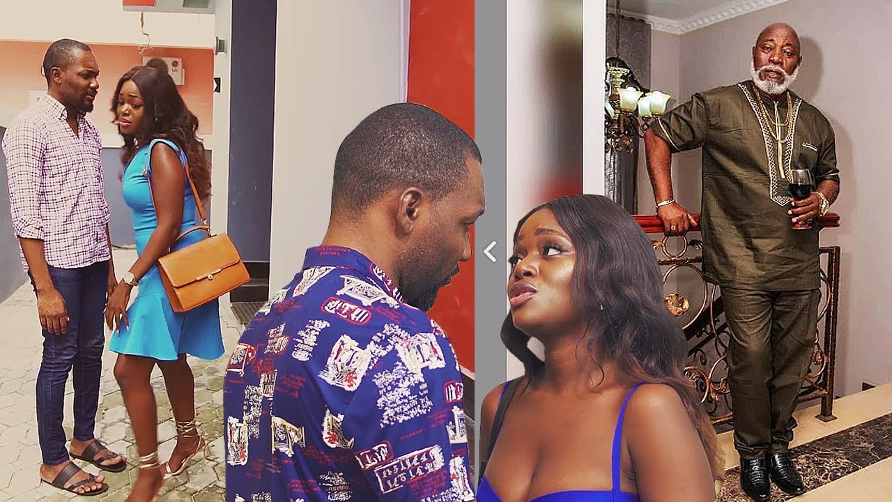 Download WHEN A LADY FALL MADLY IN LUV WIT HER RICH SUGAR DADDY SON 2021 Top Luv Movie - 2021 Nigerian Movies
